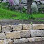 Mauersteine Muschelkalk R