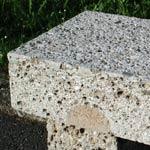 Steinbänke Tegernsee, Nagelfluh