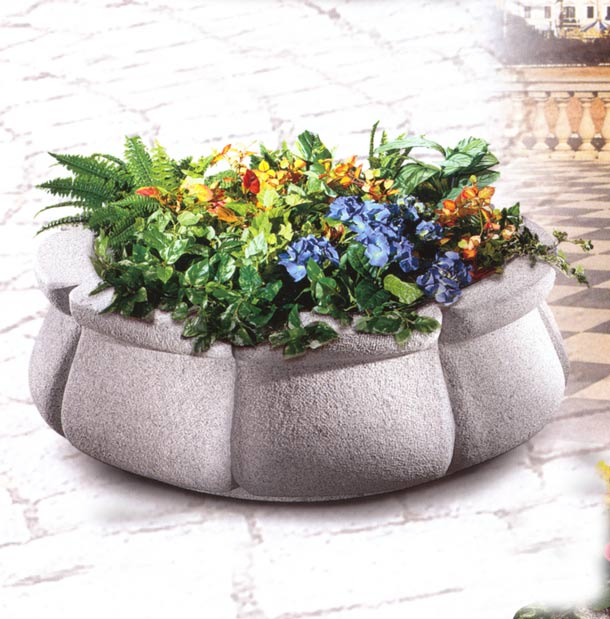 Pflanztröge Cossato S, Granit