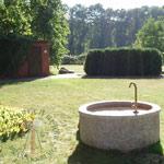 Standbrunnen Rotondo B-80, Granit