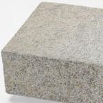 Blockstufen Granit gelb