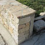 Mauersteine Portofino G, Granit