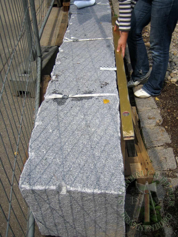 Sitzblöcke Granit H-50 GSP