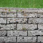 Mauersteine Biber S, Nagelfluh