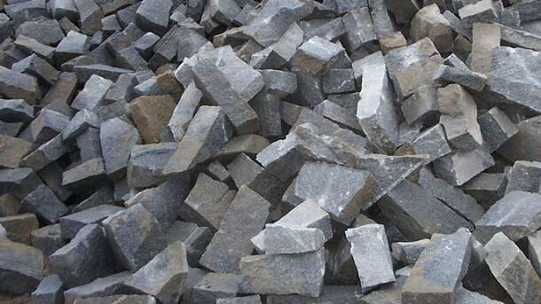 Mauersteine Bay Granit U
