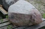Findlinge Granit bunt