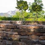 Mauersteine Portofino P, Granit