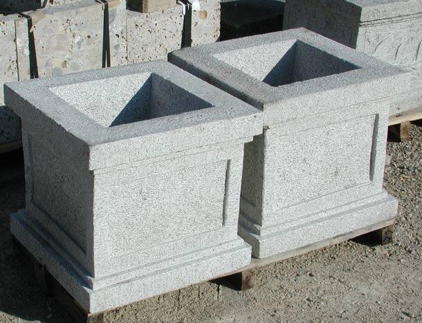 Pflanztröge Roma V,Granit