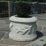 Pflanztröge Roma II, Granit